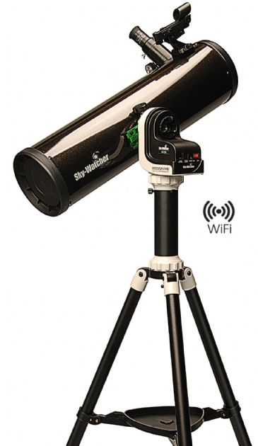 Sky-Watcher Explorer 130 (AZ-GTI) Wifi Go-to Telescope